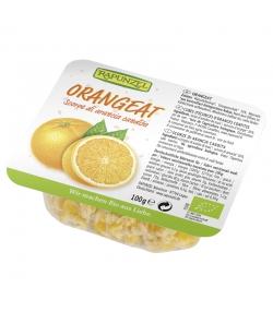 BIO-Orangeat ohne Weisszucker & gewürfelt - 100g - Rapunzel