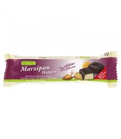Chocolat noir au miel & amande BIO - 3 pièces - Rapunzel