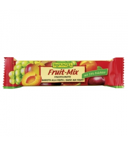 Barre énergétique fruit-mix BIO - 40g - Rapunzel