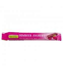BIO-Schoko-Stick gefüllt mit feiner Himbeer-Joghurt-Creme - 22g - Rapunzel