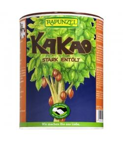 Poudre de cacao fortement dégraissée BIO - 250g - Rapunzel
