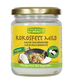 BIO-Kokosfett mild - 200g - Rapunzel