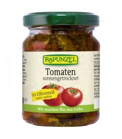 Tomates séchées à l'huile d'olive BIO - 120g - Rapunzel