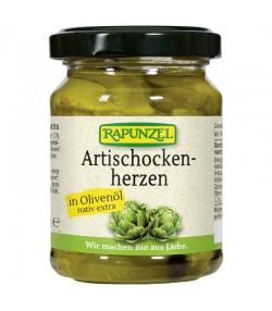 Coeurs d'artichauts à l'huile d'olive BIO - 120g - Rapunzel