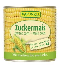 Maïs doux en conserve BIO - 340g - Rapunzel