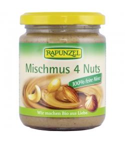BIO-Mischmus 4 Nuts - 250g - Rapunzel