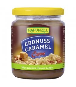 Pâte à tartiner aux cacahuètes & au caramel BIO - 250g - Rapunzel