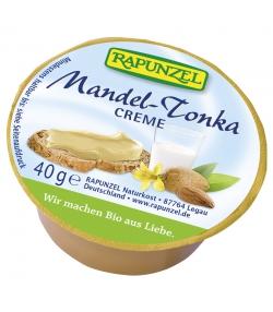 Pâte à tartiner aux amandes Tonka BIO - 40g - Rapunzel