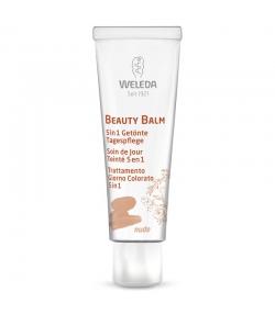 5 in 1 Getönte BIO-Tagespflege Nude - Beauty Balm - 30ml - Weleda