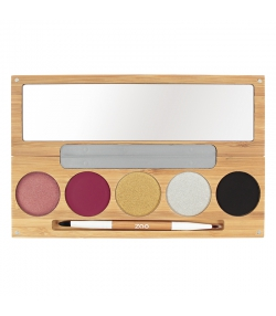 Palette Winter chic BIO - 5x3g - Zao Make-up