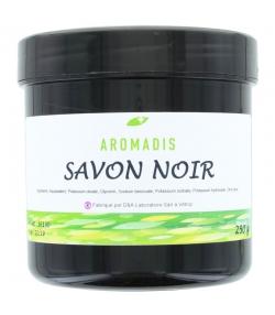 Savon noir du Hammam naturel - 250g - Aromadis