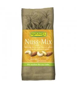 Mélange de noix grillées & salées BIO - 60g - Rapunzel