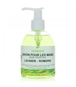 Flüssige BIO-Handseife Lavendel & Rosmarin - 250ml - Aromadis