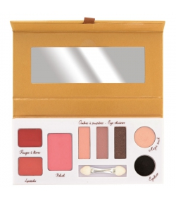Palette Beauty Essential BIO N°37 Tons froids - Couleur Caramel