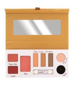 Palette Beauty Essential BIO N°38 Warme Töne - Couleur Caramel