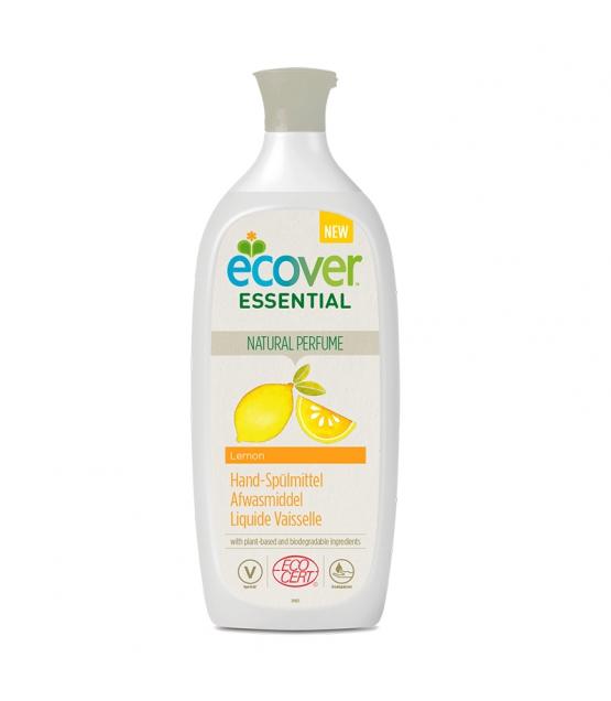 Liquide vaisselle citron écologique - 1l - Ecover essential