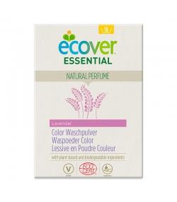 Lessive en poudre couleur lavande écologique - 16 lavages - 1,2kg - Ecover essential