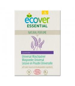 Lessive en poudre universelle lavande écologique - 16 lavages - 1,2kg - Ecover essential
