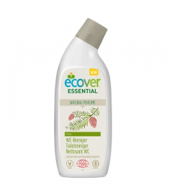 Nettoyant WC pin écologique - 750ml - Ecover essential