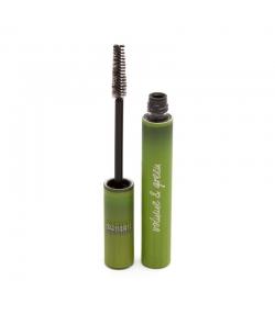 Natürlicher Mascara Volume & Green N°01 Schwarz - 5ml - Boho Green Make-up