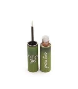 Flüssiger BIO-Eyeliner N°02 Braun - 3ml - Boho Green Make-up