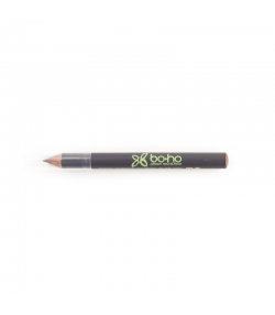 Crayon yeux et lèvres BIO N°07 Beige rosé - 1,04g - Boho Green Make-up