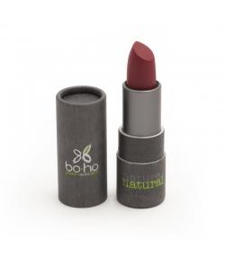 Rouge à lèvres mat BIO N°103 Groseille - 3,5g - Boho Green Make-up