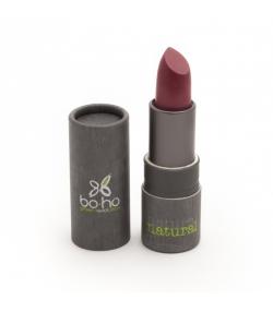 BIO-Lippenstift matt N°106 Tulpe - 3,5g - Boho Green Make-up
