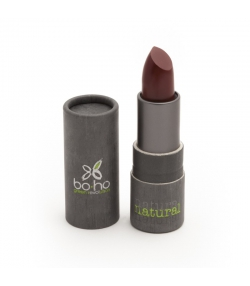 Rouge à lèvres brillant BIO N°305 Grenat - 3,5g - Boho Green Make-up