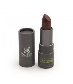 Rouge à lèvres brillant BIO N°306 Bourgogne - 3,5g - Boho Green Make-up