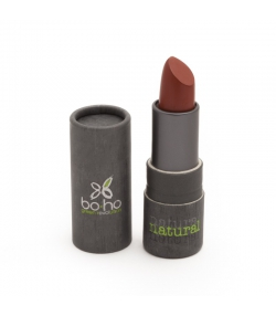 BIO-Lippenstift glossy N°307 Mohnblume - 3,5g - Boho Green Make-up