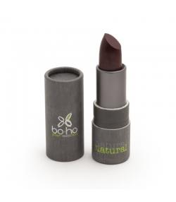 Rouge à lèvres brillant BIO N°309 Figue - 3,5g - Boho Green Make-up