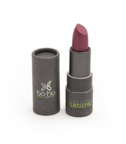 Rouge à lèvres nacré BIO N°204 Orchidée - 3,5g - Boho Green Make-up