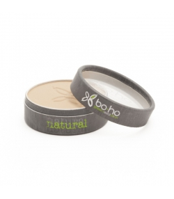 BIO-Kompaktpuder N°03 Goldenes Beige - 4,5g - Boho Green Make-up