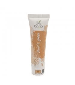 Fond de teint fluide BIO N°03 Beige rosé - 30ml - Boho Green Make-up