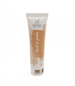 BIO-Make-up Fluid N°05 Goldsand - 30ml - Boho Green Make-up