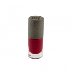Vernis à ongles brillant naturel N°55 The red one - 5ml - Boho Green Make-up