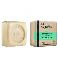 Sanfte BIO-Seife Aloe Vera - 100g - La Corvette