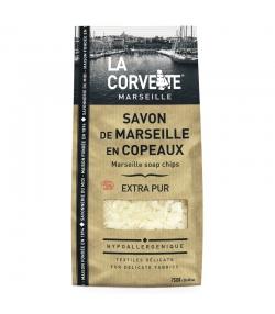 Copeaux de savon de Marseille blanc extra pur - 750g - La Corvette