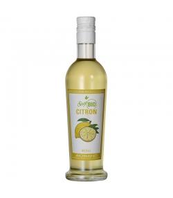 Sirop de citron BIO - 49,5cl - Morand