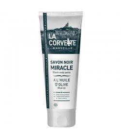 Savon noir miracle à l'huile d'olive - 250ml - La Corvette