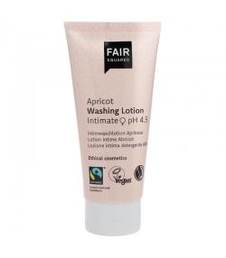 Lotion de toilette intime pH 4,5 BIO abricot - 100ml - Fair Squared