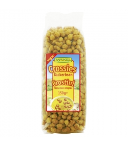 BIO-Backerbsen (Crossies) - 150g - Rapunzel