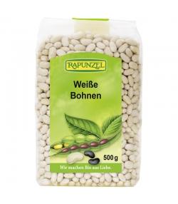 Weisse BIO-Bohnen - 500g - Rapunzel