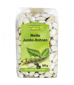 Weisse BIO-Jumbo-Bohnen - 500g - Rapunzel