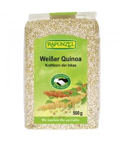 Quinoa blanc BIO - 500g - Rapunzel