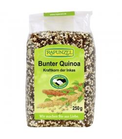 Bunter BIO-Quinoa - 250g - Rapunzel