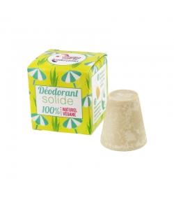 Déodorant solide palmarosa - 30g - Lamazuna