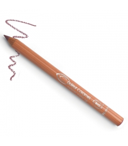 Crayon yeux BIO N°52 Aubergine - 1,1g - Couleur Caramel