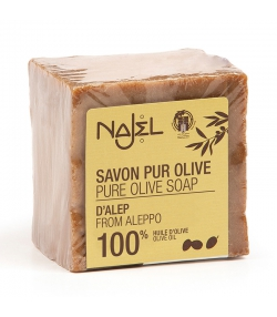Savon d'Alep 100% huile d'olive - 200g - Najel